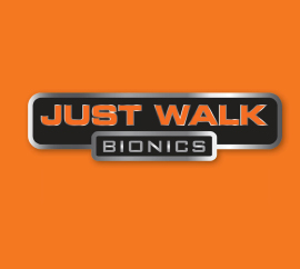 just walk bionics old logo
